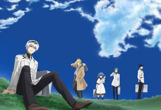 Illustration for article titled The Anime of Tokyo Ghoul: Re will premier on April 3