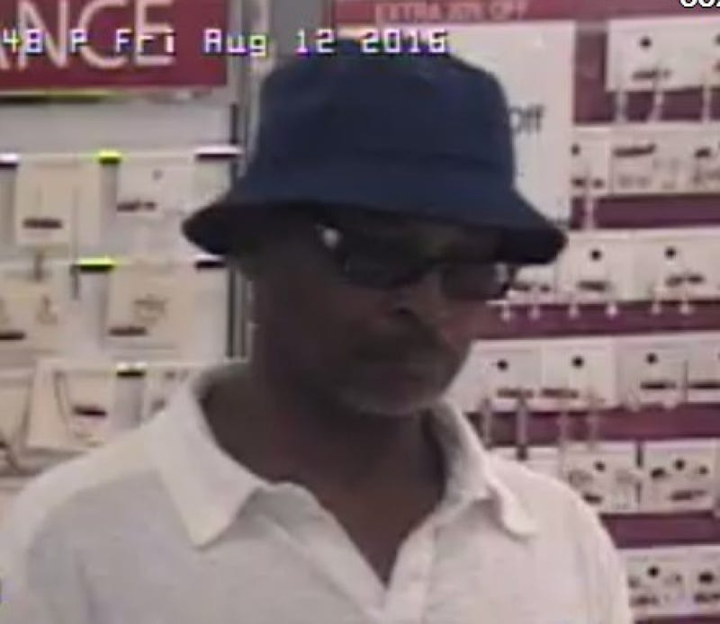 Man suspected of stealing the wallets of two elderly women in MarylandMontgomery County, Md., Police Department