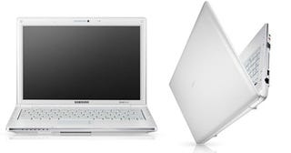 "Illustration for article titled Samsung Jumpstarts The VIA Nano Bandwagon With Its 12"" NC20 Netbook"