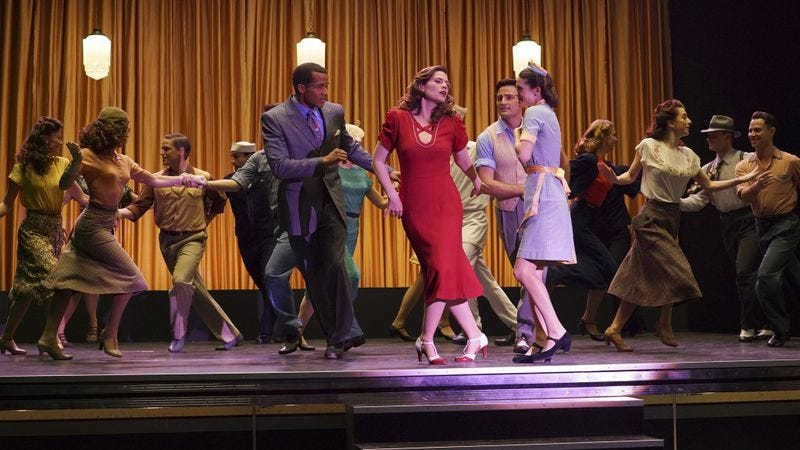 Illustration for article titled A rousing musical number saves an uneven Agent Carter two-parter