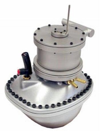 Illustration for article titled Dean Kamen Creates Hybrid Th!nk City Car With Stirling Engine