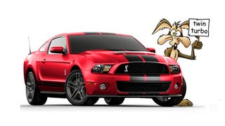 "Illustration for article titled Next-Gen Shelby GT500 To Get 500+ HP ""Road Runner"" V8!"