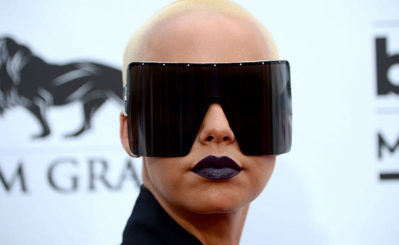 Illustration for article titled Gothic Rapper on Trial For Butt Injection Death Name-Drops Amber Rose