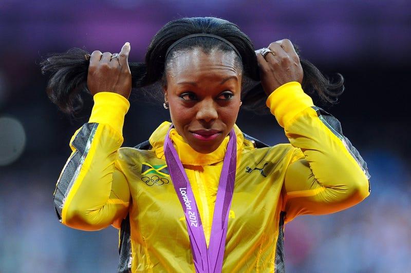 Illustration for article titled Female Sprinting Star Suspended For Failed Drug Test