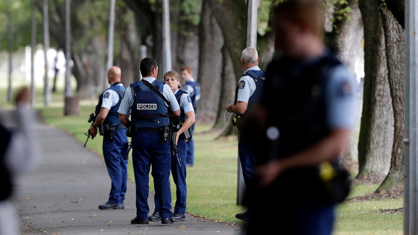 New Zealand Mosque Shooter Livestreamed Killings On Facebook: 50 Dead And Dozens Wounded In New Zealand Terror Attacks