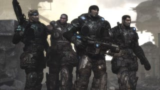 Illustration for article titled Microsoft Snags Gears of War