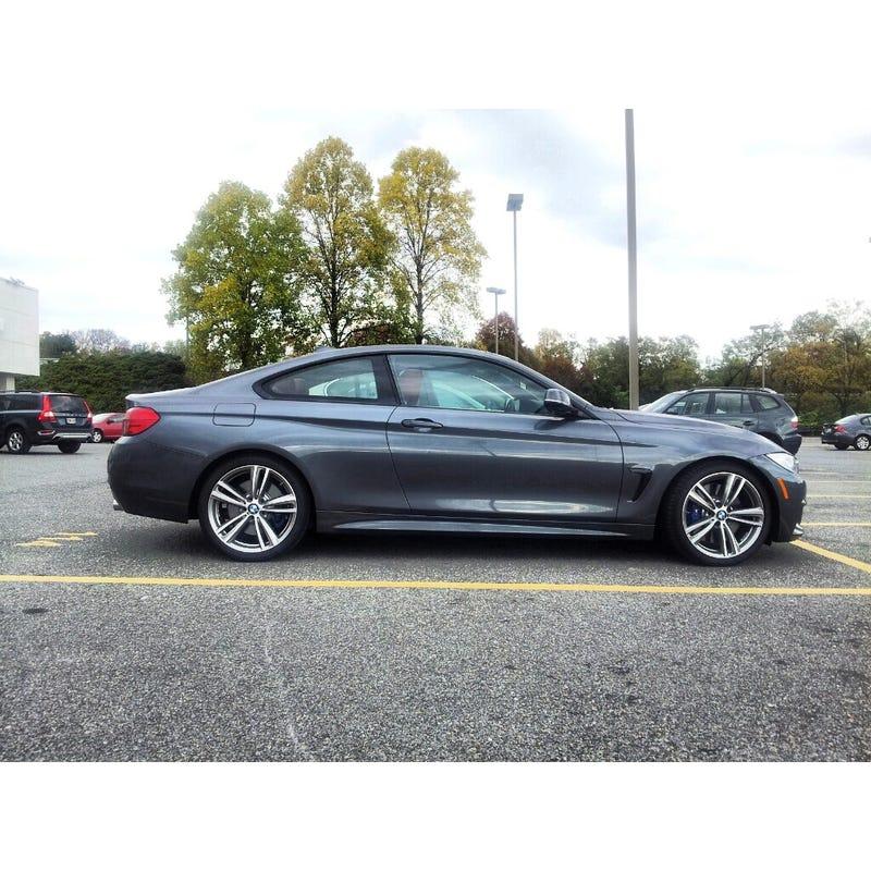 BMW 435i M-Sport