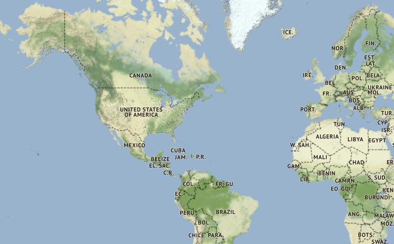 Illustration for article titled Este mapa interactivo te muestra cómo afectará el cambio climático a las ciudades en 60 años