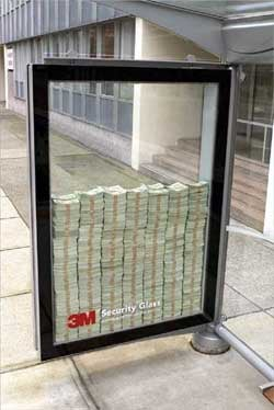 Illustration for article titled 3M Security Glass Ad