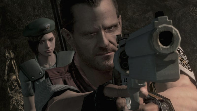 Screenshot: Resident Evil HD/Capcom