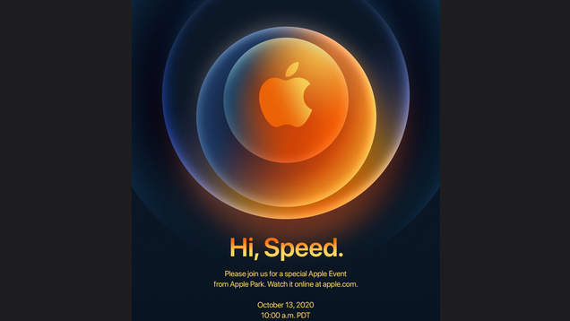 Apple s iPhone Event Is Oct. 13, for Real This Time