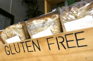 "Illustration for article titled FDA: ""Gluten-Free"" Products Can't Have Gluten in Them Now"