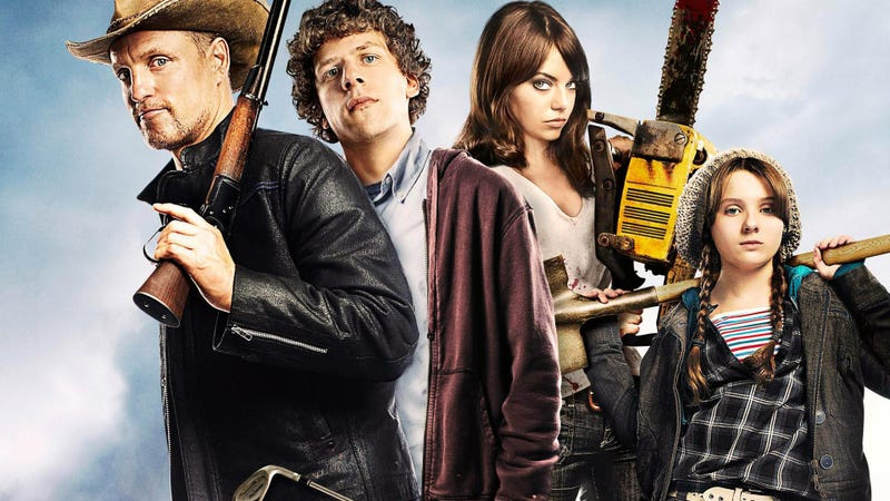 Illustration for article titled First Hints About How Zombieland Will Become a Weekly TV Show