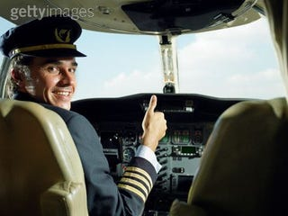Illustration for article titled Random Dude with a Laptop Called Up to Cockpit to Help Pilots Plot a New Course