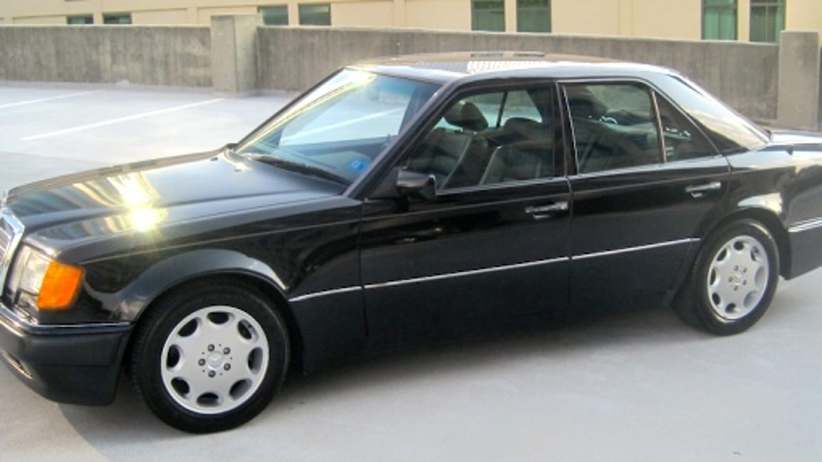 Here S How I Once Bought A Rare Mercedes For Half Its Value