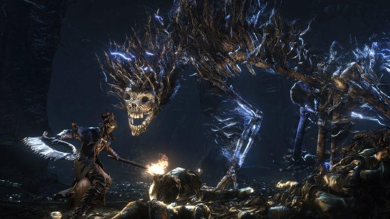 Illustration for article titled Bloodborne's Cruelest Joke
