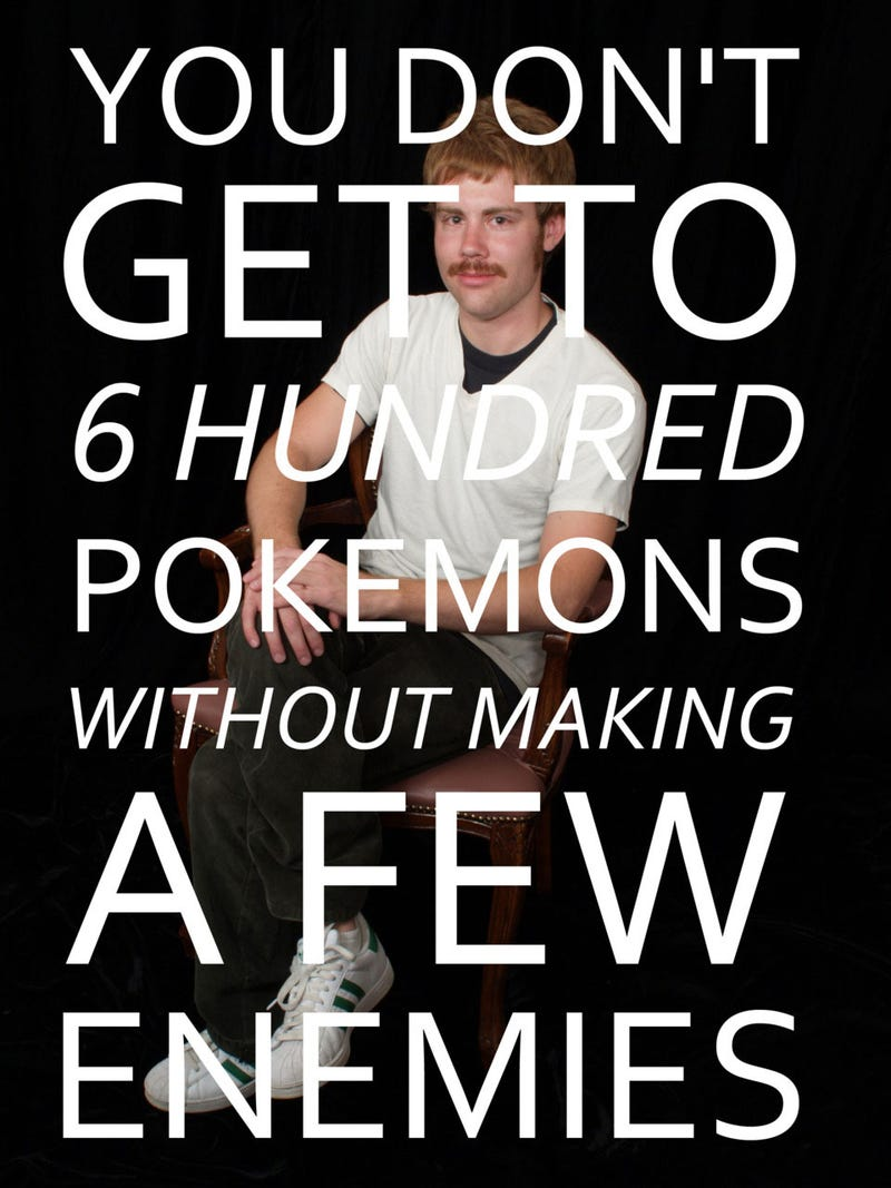 Illustration for article titled Mark Zuckerberg Will Never Catch 'Em All