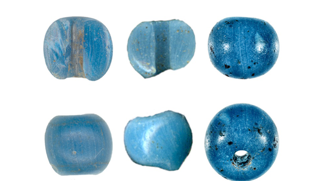 Found in Alaska, These Blue Beads Could Be the Oldest Evidence of European Goods in North America