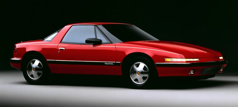 Illustration for article titled Can You Believe It's Been 25 Years Since The Buick Reatta Ended Production?
