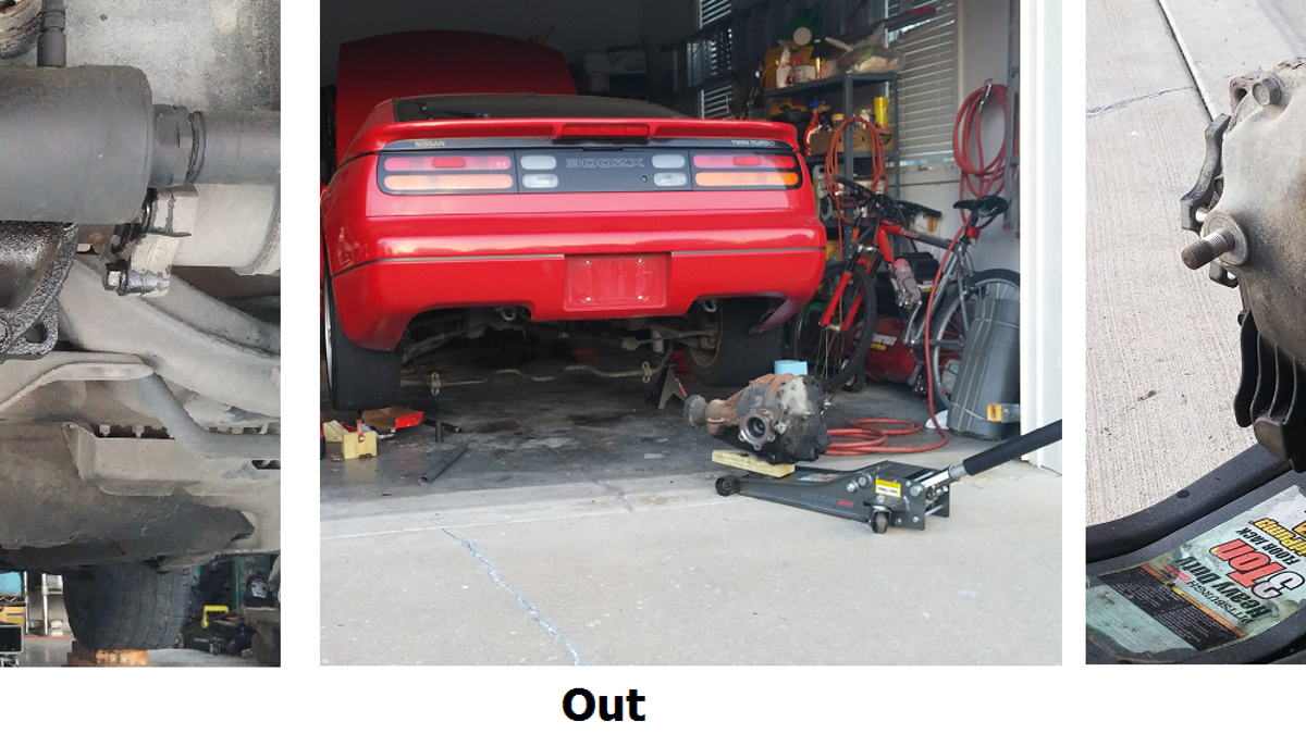 Here's Exactly What It Cost To Buy And Rebuild A Nissan 300ZX Twin Turbo