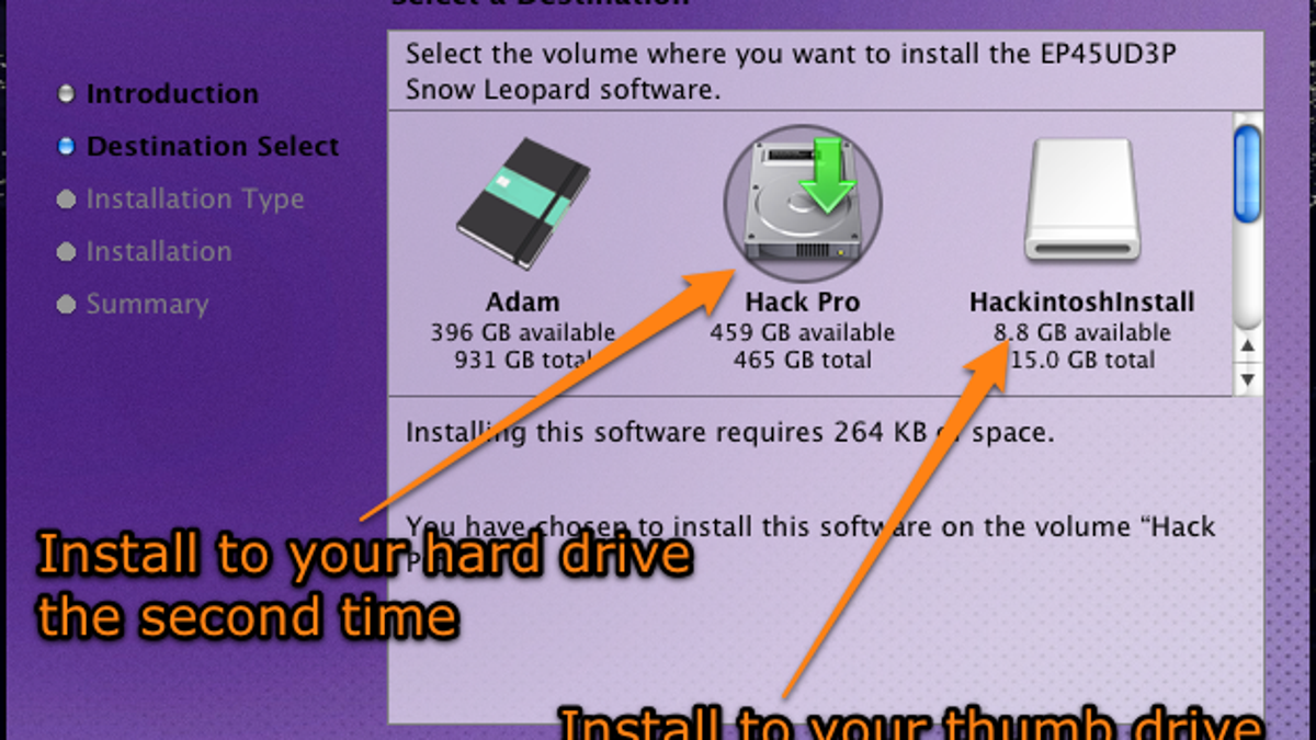 Install Snow Leopard On Your Hackintosh Pc No Hacking Required Iris 3 Way Switch Wiring