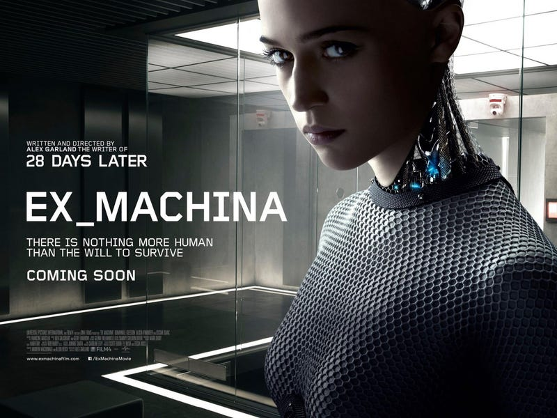 Illustration for article titled EX_MACHINA Review