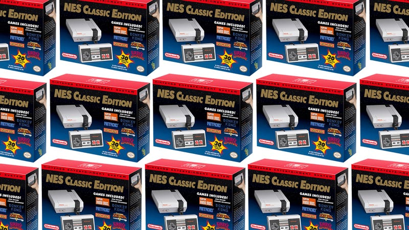 Illustration for article titled ThinkGeek Is Selling a Fresh Stash of NES Classics—But There's a Catch [Updated]