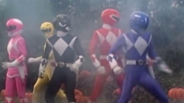 Go, go Power Rangers extended universe