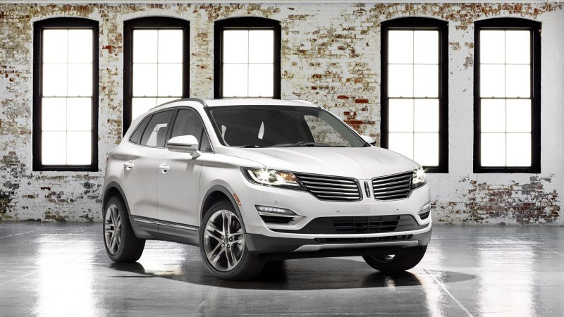 Illustration for article titled Lincoln Announces Pricing For All-New Small Premium MKC