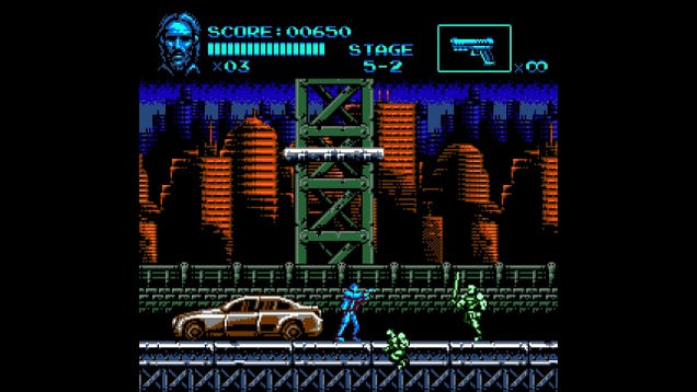This fake John Wick NES game looks far too easy