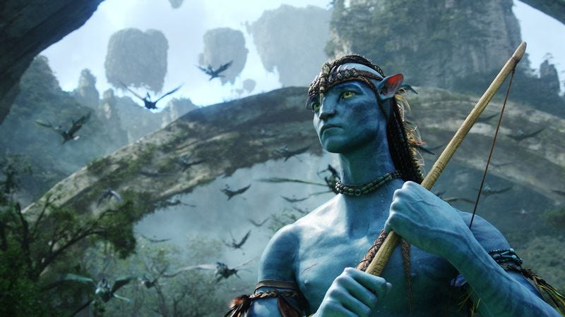 Illustration for article titled James Cameron says Avatar needs 3 sequels, but not a TV show