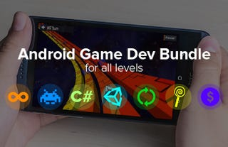 Illustration for article titled Get 93% off the Android Game Developer Bundle