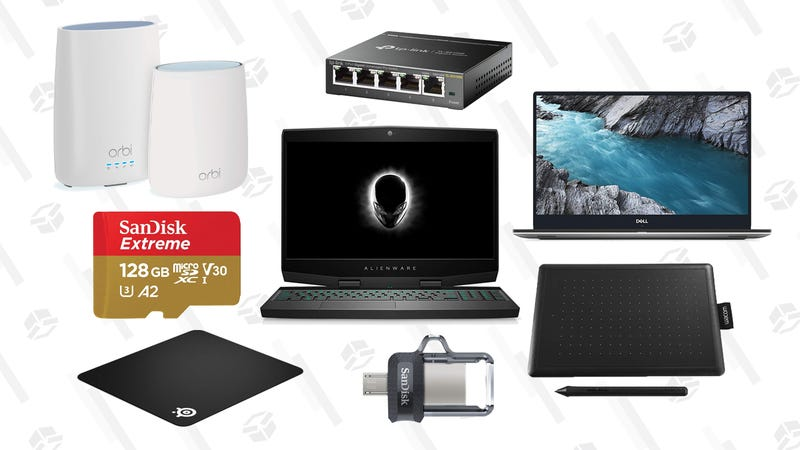 Laptops and Computer Accessory Gold Box | Amazon