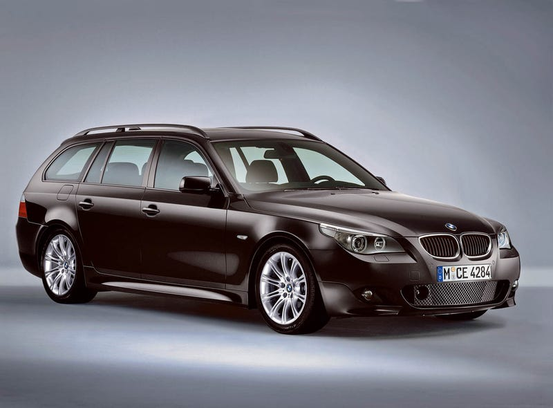 Illustration for article titled Oppopinions: BMW E60/E61 530xi?