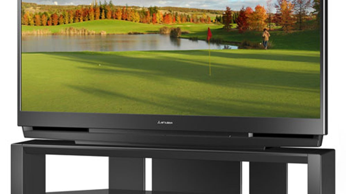 ... Mitsubishi Launches Thin Frame 1080p Line 8 LCDs 9 DLPs