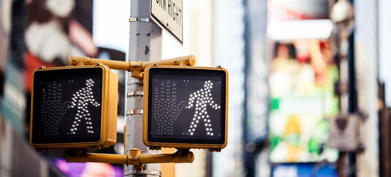 Illustration for article titled Pedestrian Deaths Are Rising At A Terrifying Rate