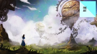 Illustration for article titled The Sweet, Yet Slightly Creepy Art of Alice: Madness Returns