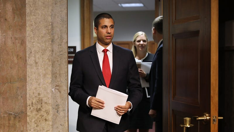 FCC Chairman Ajit Pai (Photo: Getty Images, Chip Somodevilla)