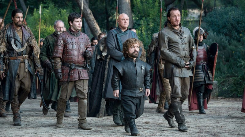 Game of Thrones slowly marches toward its epic conclusion.