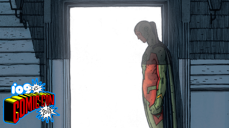 The haunting aftermath of The Vision is being explored in a new six-issue miniseries.