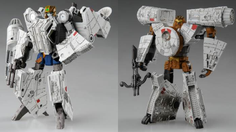 Images: Takara Tomy via Big Bad Toy Store