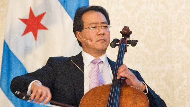 Illustration for article titled Good For Him: Yo-Yo Ma Has Announced He Is Going To Start Taking His Shirt Off At Concerts Like Rappers Do Sometimes
