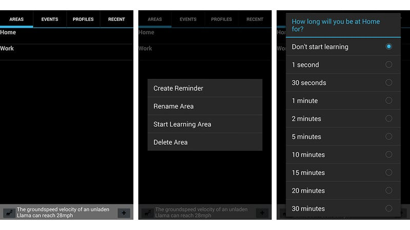 Change Your Android Phone's Settings Based on Where You Are