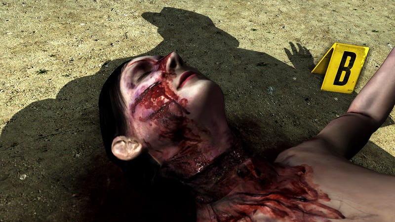 Illustration for article titled L.A. Noire Examines Death In All of Its Misery