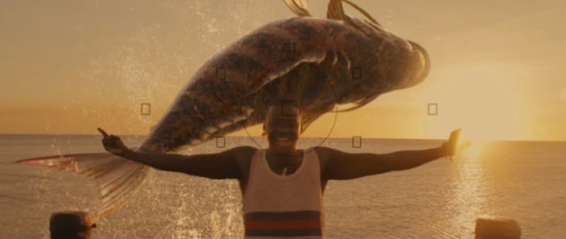 Illustration for article titled Get Out Star Daniel Kaluuya Becomes Obsessed With a Giant Fish in Fantasy Short Jonah
