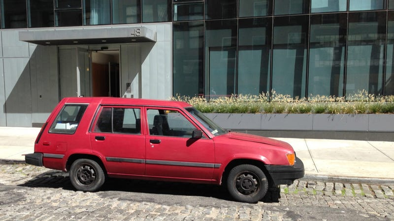 I Drove Jesse Pinkmans Crappy Toyota Tercel From Breaking Bad