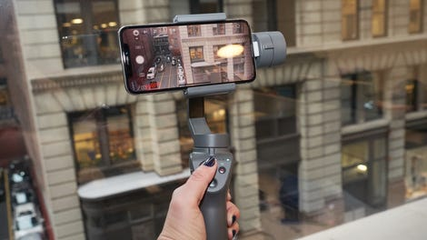 DJI's New Osmo Gimbal Is the Rare Phone Accessory That's Actually