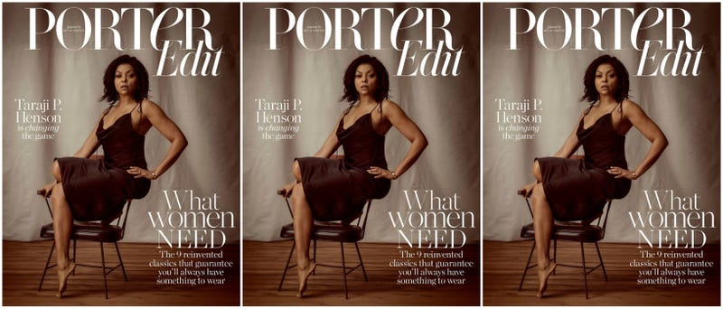 Illustration for article titled Taraji P. Henson Is Fierce on the Pay Gap, Racism and Sexism in Hollywood—but #FirstThem on Social Media?