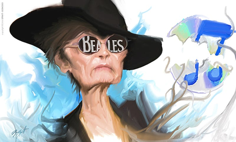 Illustration for article titled Yoko Says Beatles and iTunes Still Won't Come Together