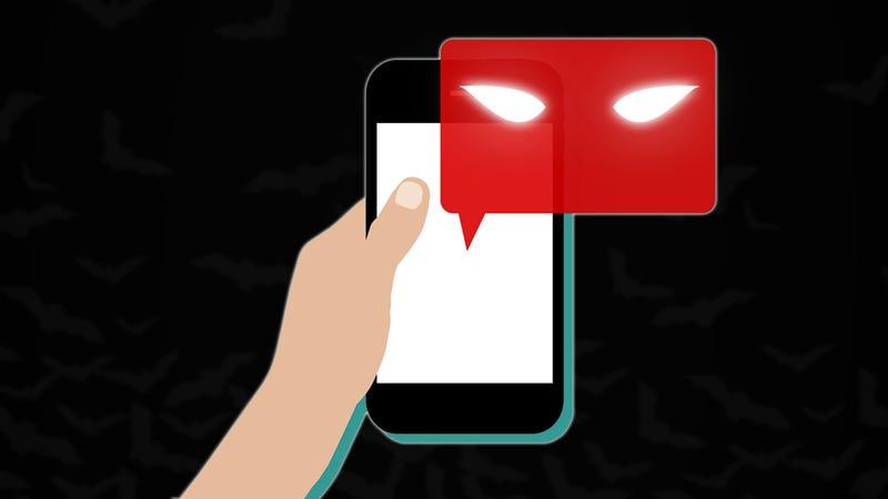 Illustration for article titled Cómo crear un dispositivo para enviar mensajes imposibles de rastrear usando un móvil viejo